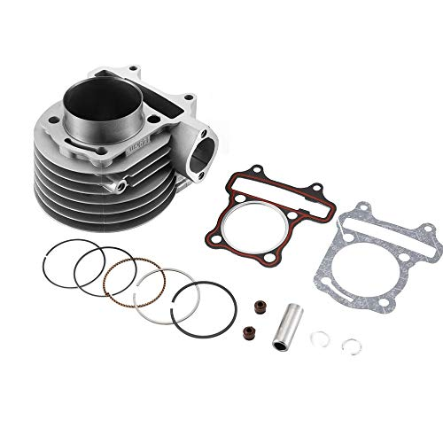Yunshuo Intake Manifold for GY6 QMB139 QMA139 50cc Chinese Scooter Parts 1 Port