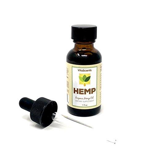 HEMP OIL Organic with Pump