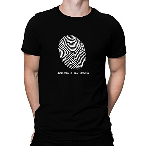 Teeburon Chamorro is my Identity Camiseta