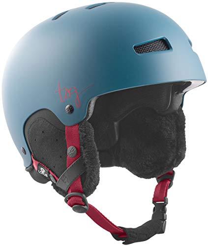 Sonstige Lotus Solid Colour Helm Damen Snowboardhelm, blau, weinrot, schwarz, L/XL EU
