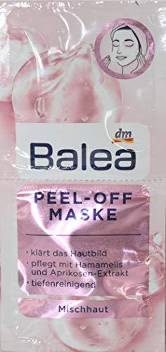 Balea Peel Off Maske 10er Packung für 20 Anwendungen