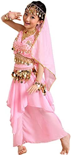Child belly dance costume _image2