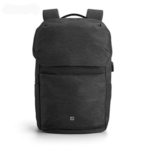 CGGA Kingsons WK 15.6' Laptop Backpack External USB Charge Computer Backpacks Anti-theft Waterproof Bags for Men Women (Color : 1.1.3.3609 15 103, Size : 15 Inches)