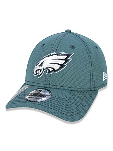 New Era Gorra para Hombre 39thirty Philadelphia Eagles, Hombre, Gorra, Hombres, 12050685,...