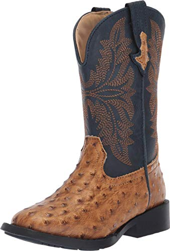 Roper Kids Cowboy Cool Square Toe Boots 2