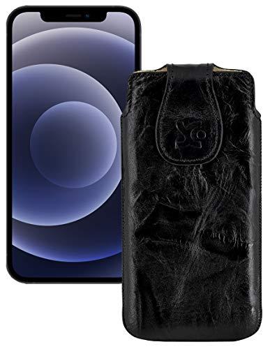 Suncase Original Tasche kompatibel mit iPhone 12 Mini (5.4