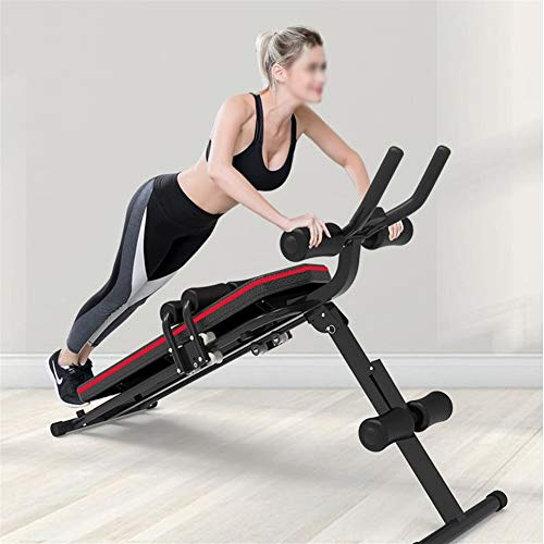 Fantastic Prices! LSX--Dumbbell Bench Sit-up Board Fitness aid Home Abdomen Machine, Multiple Colors...