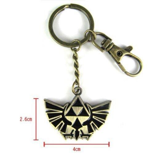 THE LEGEND OF ZELDA - PORTE CLES Link Triforce