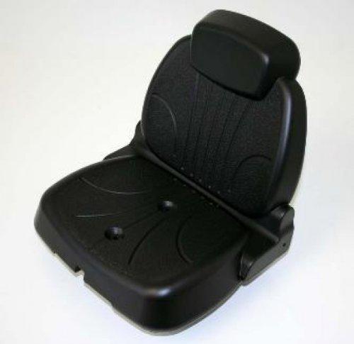 Traktorsitz schwarz für rolly toys Trettraktoren