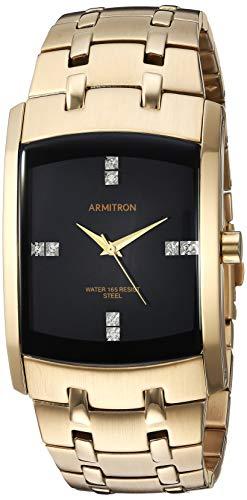 Reloj Armitron para Hombres 33mm, pulsera de Acero Inoxidable