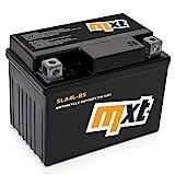 Maxtuned SLA4L-BS Scooter Batteria 12V 5Ah Sigillato Esente Precaricato Sigillato Esente da Manutenzione simile a YTX5L-BS YB4L-B YTX4-BS