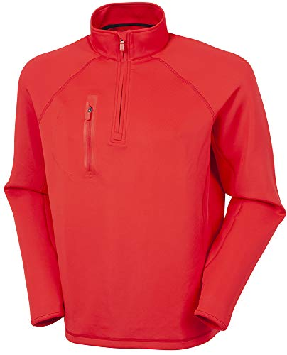Best Deals! Bobby Jones XH2O Crawford Performance Golf Pullover – Men's 1/4 Zip Pullover Golf Ap...