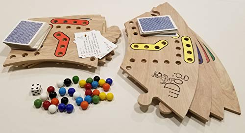 uDog Board Game (up to 8 Players)