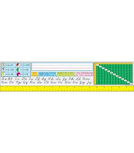 Traditional Cursive for Upper Grades Desk Reference Nameplates