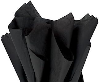 Brand New Black Bulk Tissue Paper 15 x 20-100 Sheets premium quality tissue paper A1 bakery supplies