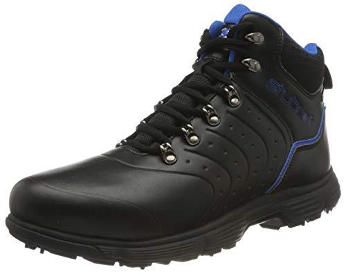 Stuburt Mens Evolve II Waterproof Winter Boot Golf Shoe, Schwarz, 42 EU