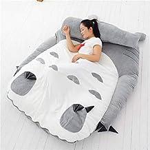 My Neighbor Totoro Tatami Mattress Single and Double Cartoon Mattress Totoro Lazy Sofa Bed for Tatami Mats Lovely Creative...
