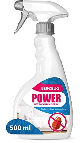 Anti Bettwanzen-Spray zur Bettwanzen-Bekämpfung - Geruchloses Mittel gegen Bettwanzen (500 ml)