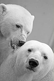 Polar Bear Notebook: Funny Gifts For Women | Just A Girl Who Loves polar bears | Blank Lined polar bears Notebook Gifts Fo...