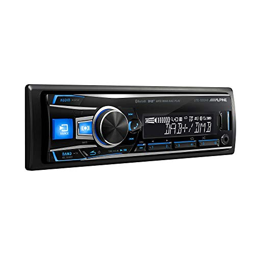 UTE-93DAB - Digital Media Receiver mit Bluetooth und DAB+