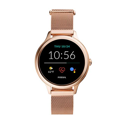 Fossil Damen Touchscreen Smartwatch 5E....