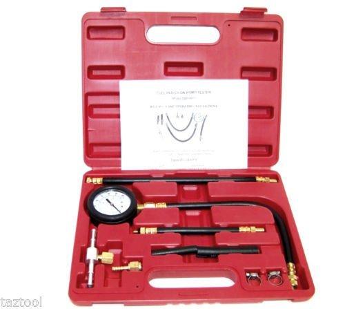 For Sale! Fuel Injection Pump Pressure Gauge Tester Gasoline Test Tools