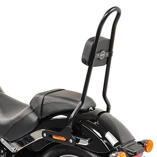 test Harley Softail Lowrider Sissy Rod / S18-20 Craft Ride SRL Schwarz Deutschland