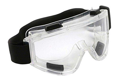 Hilka 77991102–Occhiali di sicurezza, colore: trasparente