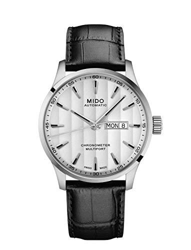 Mido Multifort Chronometer Herren-Armbanduhr 42mm Automatik M038.431.16.031.00
