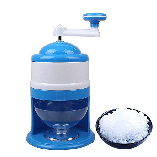 Tireow - Macinatore per ghiaccio manuale, manuale, manuale, manuale, per realizzare i coni di neve