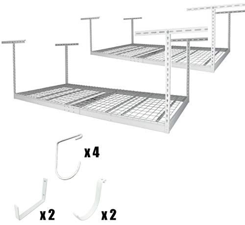 SafeRacks-2 Racks w/Accessory Hooks