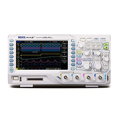 RIGOLデジタルオシロスコープ DS1104Z Plus 100MHz 4ch 1GSa/s 【メーカー直販】【国内正規品】