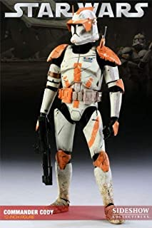 Sideshow Collectibles Militaries of Star Wars 12 Inch Deluxe Action Figure Commander Cody