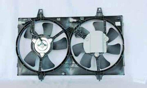 Radiator Condenser Cooling Fan - 8