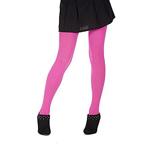 Party Pro- Collant, Unisex-Adult, 87270064, Rose, Taille Unique