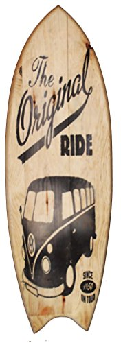 SOUFINGSHOP Soufing Shop - Tabla De Surf Decorativa - The Original Ride