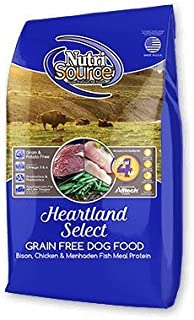 heartland select dog food