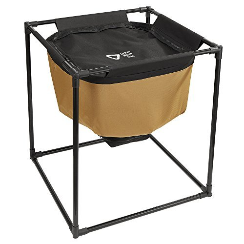 Urban Worm Bag Worm Composting Bin Version 2 - Eliminates Need to Manually Sort Worms from Compost