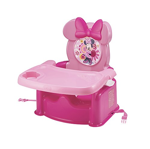 Find Bargain The First Years Disney Booster Seat, Minnie Mouse