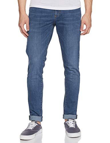 Amazon Brand – House & Shields Men's Stretch Slim Jeans