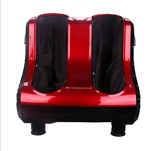 Cheap Foot Massager Smart Foot Machine Heating Four-Motor Leg Machine Foot Leg Massager Heating and ...