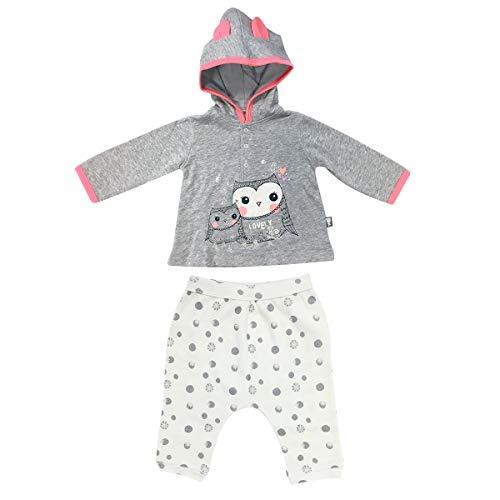 Ensemble bébé fille en molleton Icebird - Taille - 36 mois (98 cm)