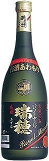 瑞穂 古酒ロイヤル瑞穂43度 720ml  [泡盛/沖縄県]