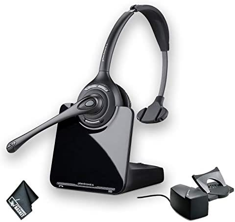 Plantronics CS510 Wireless Headset System Bundle HL10 Handset Lifter product image