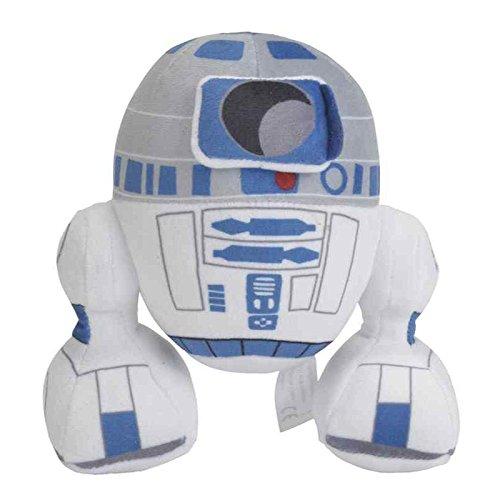 Star Wars - Jeux de Figurines - Produits Dérivés - Peluche Star Wars R2D2