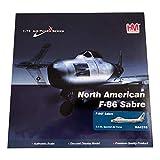 Hobbymaster - F-86 Sabre Español C.5-98, Escala 1:72, Maqueta de Las Fuerzas Armadas Españolas