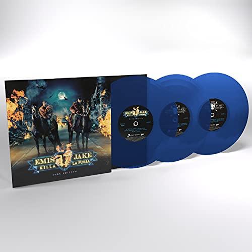 17 Dark Edition (3 Blue Transparent Vinyls)