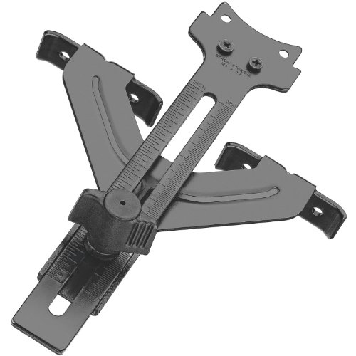 DEWALT Router Edge Guide for Fixed Base Compact Router (DNP618),As shown in the picture,Medium
