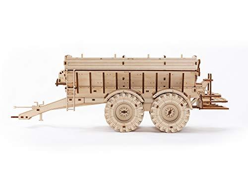 Traktor-Anhänger K-7M | AB 14+