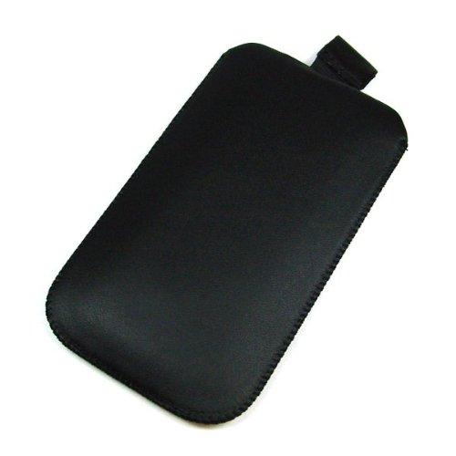 OTB Tasche für HTC Desire / Samsung Galaxy Ace 2 Etuiformat schwarz